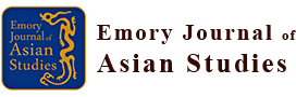Emory Journal of Asian Studies